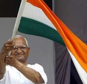 Reasons why Anna Hazare's anti-corruption movement is only half the work done