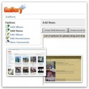 How to mass delete spam comments in Gallery 2